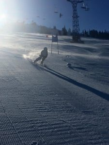 FASC Club Race @ Ski Land — Blueberry
