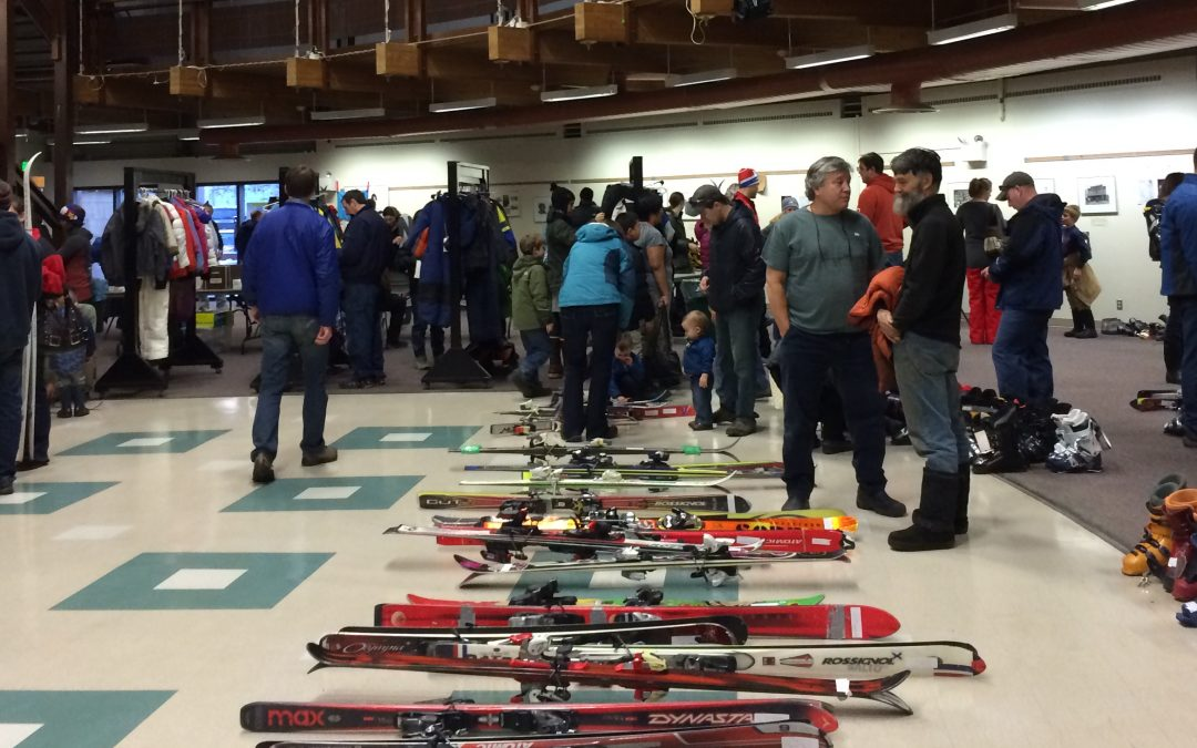 Fairbanks Ski Patrol/Fairbanks Alpine Ski Club Ski Swap